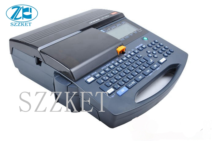 Number Label Tube Printer LM 390A / PC Pixel Machine, Casing ...