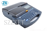 Number Label Tube Printer LM 390A / PC Pixel Machine, Casing Printers, PVC Wire Marker, Line Tube Printer for MAX letatwin