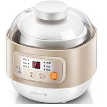 Домашняя электрическая Мультиварка с медвежонком, DDZ-A08D1, керамическая подкладка, 0.8л, машина для завтрака, каша, тушеный суп, яйцо, домашнее детское питание