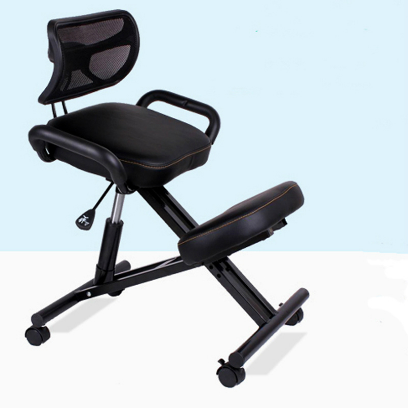 Ergonomics Posture Correction Chair Household Computer Chair With Backrest Multifunction Student Writing Chair Soft Office Chair