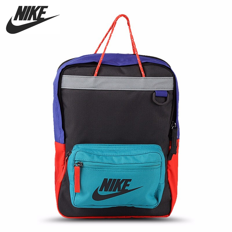 Original New Arrival  NIKE Tanjun Unisex  Backpacks Sports Bags