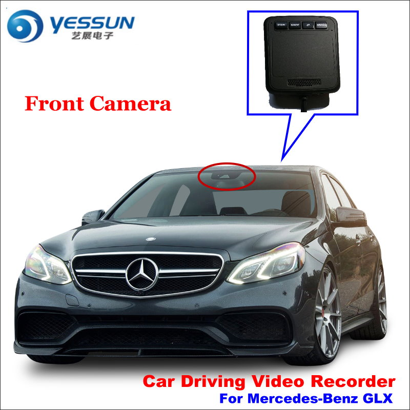YESSUN Car DVR Driving Video Recorder For Mercedes-Benz GLX Front Camera Black Box Dash Cam Plug OEM 1080P WIFI Phone APP jady rose fashion stretch fabric ankle boots for women chunky high heel sock boot elastic pointed toe female back zip high boots