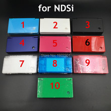 High Quality Full Set Shell Housing Cover Case With Buttons Replacement for Nintendo DSi for NDSi Game Console