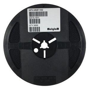 Image 1 - Transistores de alto voltaje MCIGICM 3000 Uds MMBTA92, SOT 23 1D MMBTA92LT1G