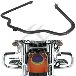 Image 5 - שפם מנוע משמר התרסקות בר להארלי סיור רחוב אלקטרה Glide כביש מלך כביש Glide CVO Ultra FLHT FLHX FLTR 1997 2008