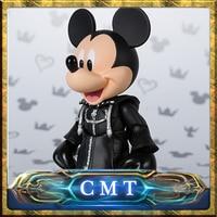 CMT INSTOCK Original Bandai Tamashii Nations S H Figuarts SHF KINGDOM HEARTS II King Mickey Action