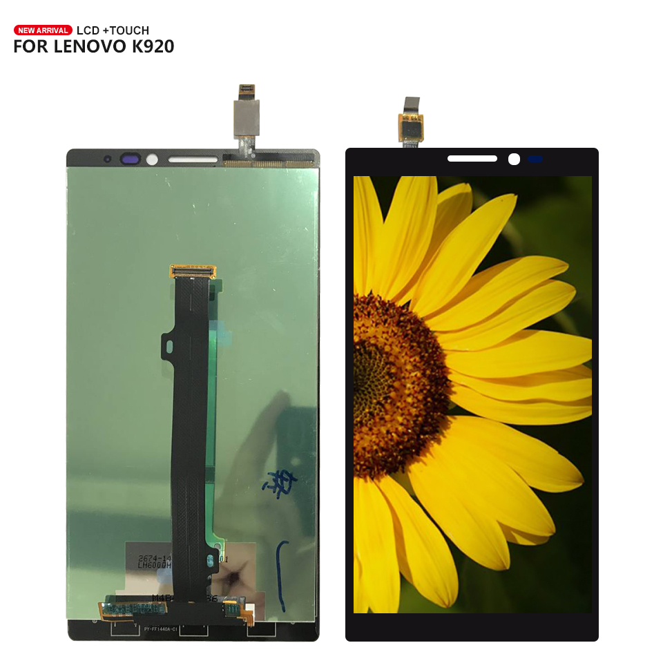 Free Shipping For Lenovo VIBE Z2 Pro K920 Digitizer Touch Screen 2560x1440 Lcd Display Assembly Replacement PartsFree Shipping For Lenovo VIBE Z2 Pro K920 Digitizer Touch Screen 2560x1440 Lcd Display Assembly Replacement Parts