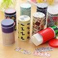 Random style Korea Lovely cartoon waterproof breathable bandage Band-Aid hemostatic Adhesive For Kids Children Wholesale