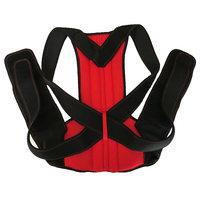 AOFEITE Neoprene Back Shoulder Brace Posture Corrector Support Back Support Belt Correction Correcter Posture Scoliosis AFT