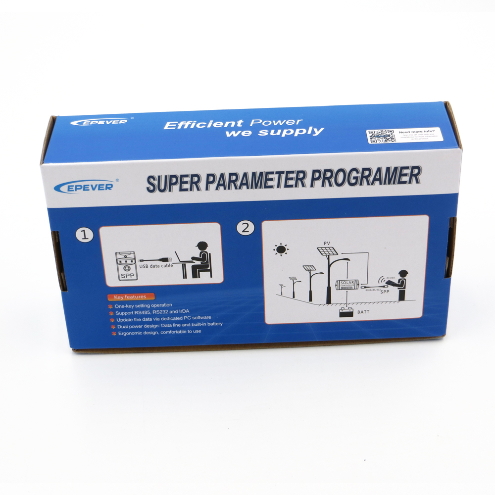 SPP-02 супер программатор параметров для контроллер солнечной зарядки контроллер заряда EPEVER EPSOLAR SPP02