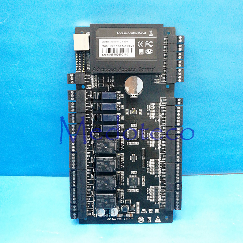 Hot sale TCP/IP 4 doors access control panel access control board Network Intelligent 30000 card capacity with weigand in C3-400 hot sale board game never have i ever new hot anti human card in stock 550pcs humanites for against sealed ship free shipping