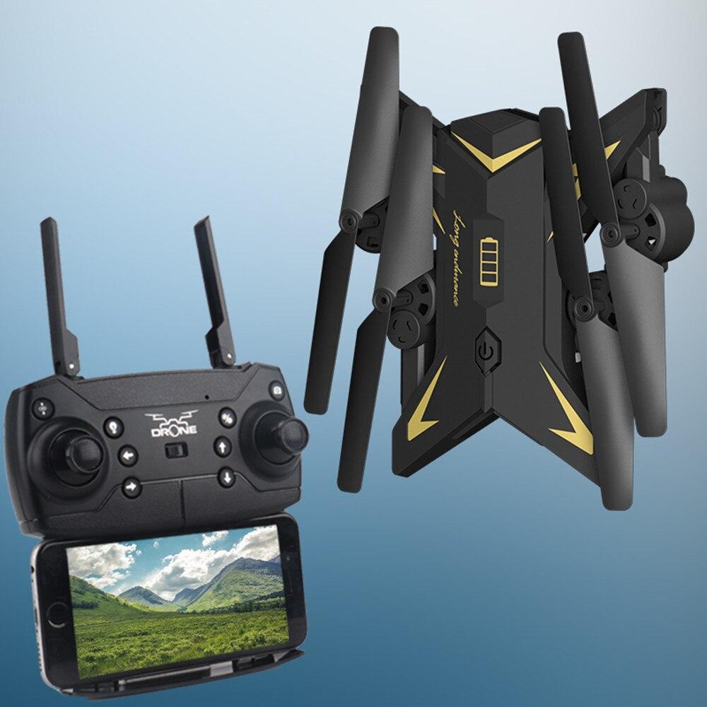 20 Mins Fly 5 0MP 1080P WIFI FPV Camera 2 4G Foldable Mini RC font b