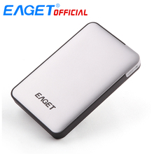 EAGET 1 TB 2 TB HDD 2.5 Controlador de Disco Duro Cifrado A Prueba de Choques de Alta Velocidad USB 3.0 Discos Duros Externos Portátiles Disco Duro móvil