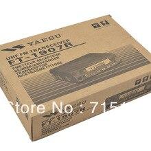 Yaesu 1900R/E Yaesu Автомобильная радиостанция 1907R 55 ватт 200CH UHF FM Мобильный приемопередатчик/Мобильное радио/CB радиостанция