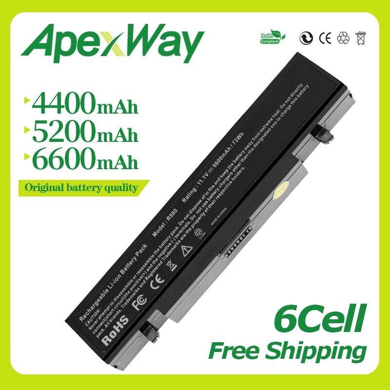 Apexway Rv520-Battery Np355v5c NP300E5A AA-PB9NC5B RC530 RF511 R519 R425 Samsung