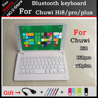 Freeshipping Wireless Bluetooth Keyboard For Chuwi Hi8 Ultra Thin ABS Keyboard For CHUWI Hi8pro Vi8plus 8inch