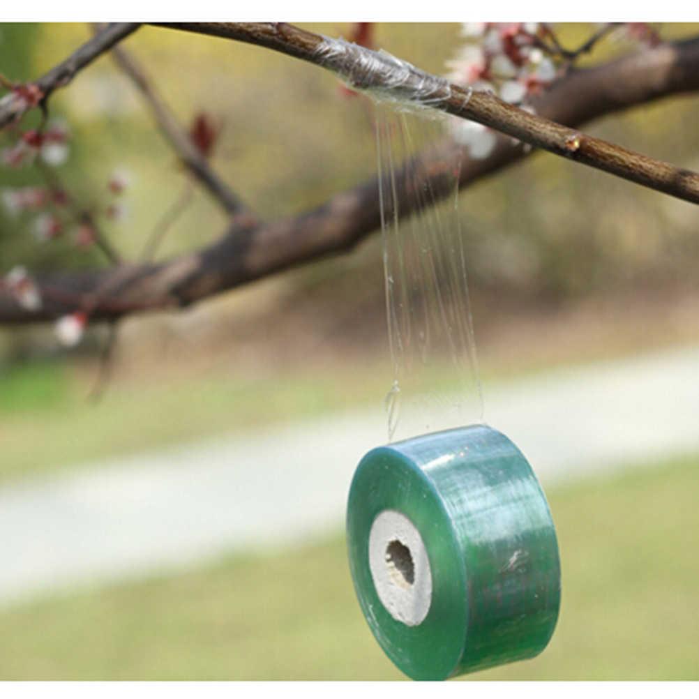 ZLinKJ 1 רול חדש 100M עצמי דבק Stretchable משתלת השתלת קלטת עבור גן עץ שתיל