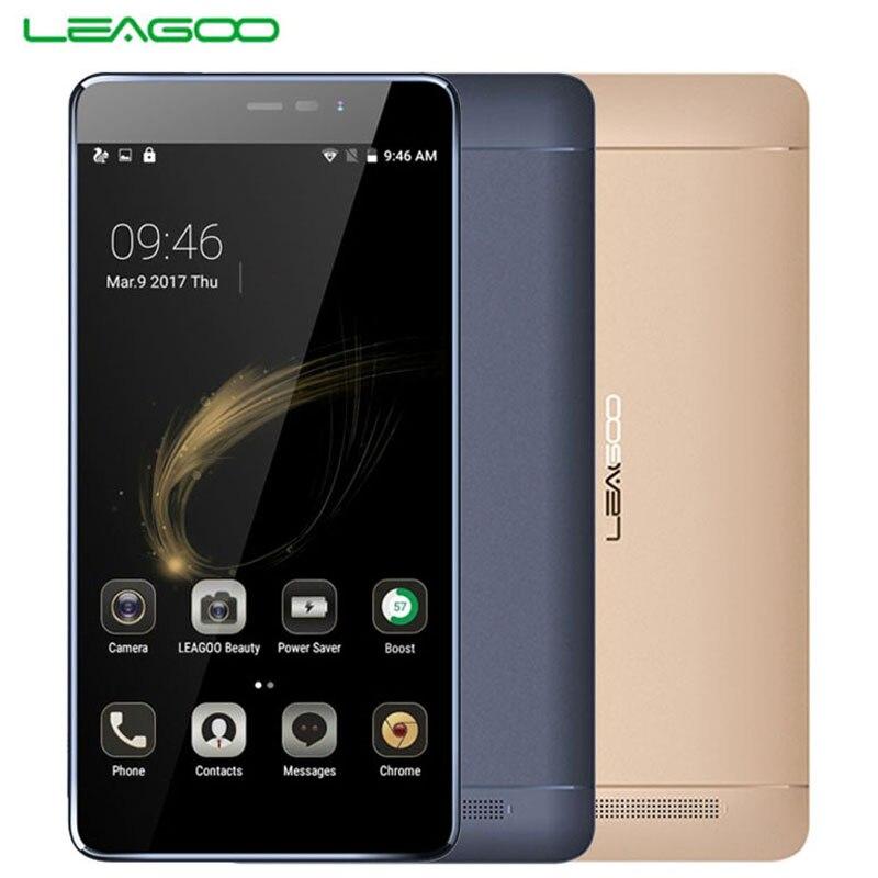 bilder für 3G Smartphone Ursprüngliche LEAGOO Shark 5000 1 GB + 8 GB Android 6.0 5,5 ''MTK6580A Quad Core 1,3 Ghz OTG 5000 mAh Dual Sim Handy