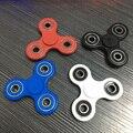 6 Cor Tri-Spinner Fidget Brinquedo Plástico EDC Mão Spinner Para O Autismo e TDAH
