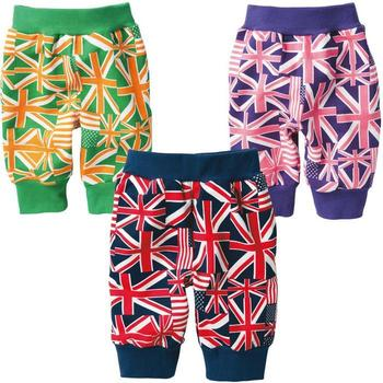 Fashion normic personalized baby trousers big PP pants children's pants