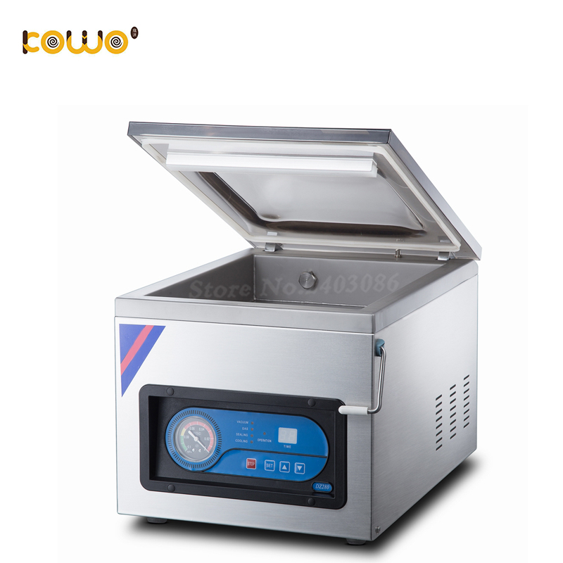 table top fruit vegetable automatic electric vacuum