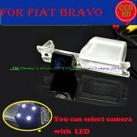 Wireless Wire Parking Camera For Sony CCD Car Rear View Camera For FIAT Bravo 2 4Ghz