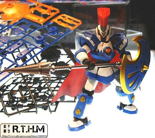 Bandai-Danball-Senki-Plastic-Model-001-LBX-Achilles-Scale-model (4)