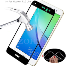 MPCQC 2.5D 9H for Huawei P10 Lite nova youth glass tempered full cowl tempered glass for Huawei P10 display protector glass Movie