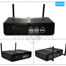 Eglobal Mini-pc Windows 4500U 4200Y 4010Y 10 Intel Core i3 i5 i7 Dual Core Fanless Mini Desktop PC HDMI VGA Wi-fi Nettop HTPC 4 K