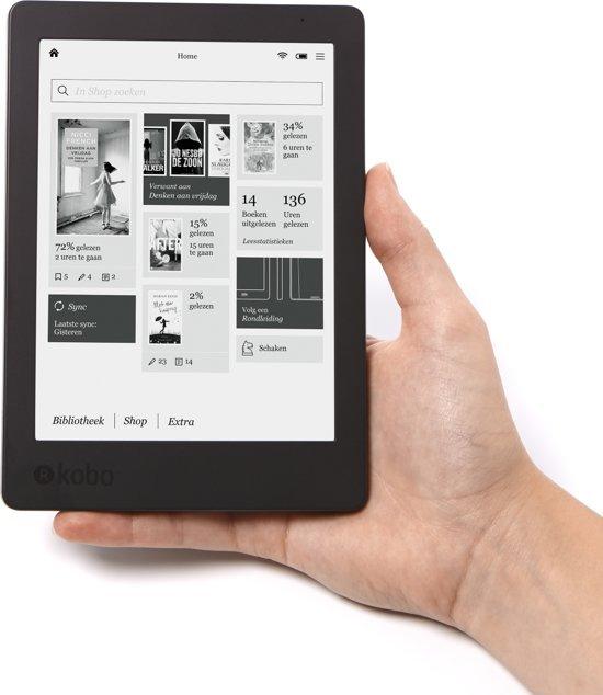 Đẹp Kobo Hào Quang phiên bản 2 ebook 6 inch Carta e-ink cuốn sách màn hình cảm ứng 1024x768 có Ánh Sáng 4 GB e-Sách Reader, hàng hóa chứng khoán
