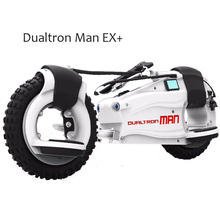 Dualtron Man EX Electric scooter with max 2700W most powerful Electric Wheel man