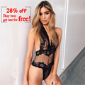 2016 mujeres sexy lace underwear fashion solid negro tamaño libre que adelgaza shapers push up corsé señora backless sin mangas fajas