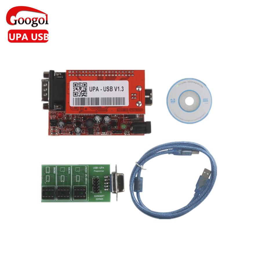 Prix pour Nouveau UPA USB Programmeur V1.3 pour 2013 Version Unité Principale pour vente UPA USB Adaptateur ECU Chip Tunning UPA-USB UPA USB 1.3