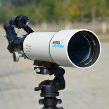 Big discount HD 80500 portable refraction telescope (FMC aluminium alloy mirror)