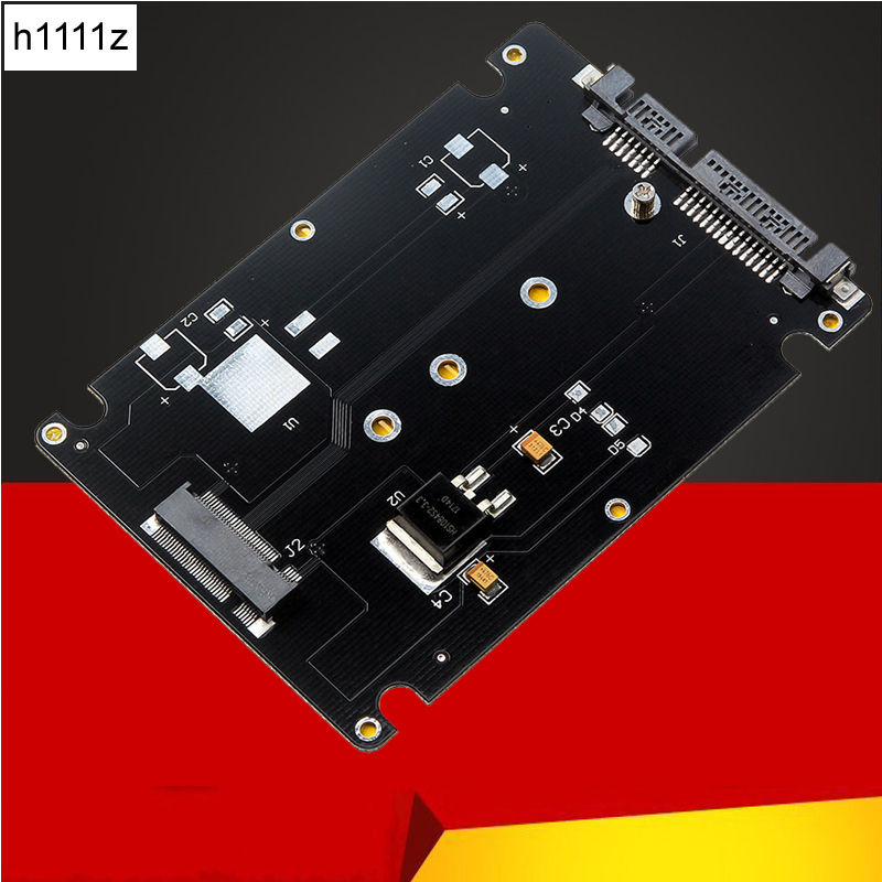 H1111Z Enclosure M.2 NGFF SSD To 2.5