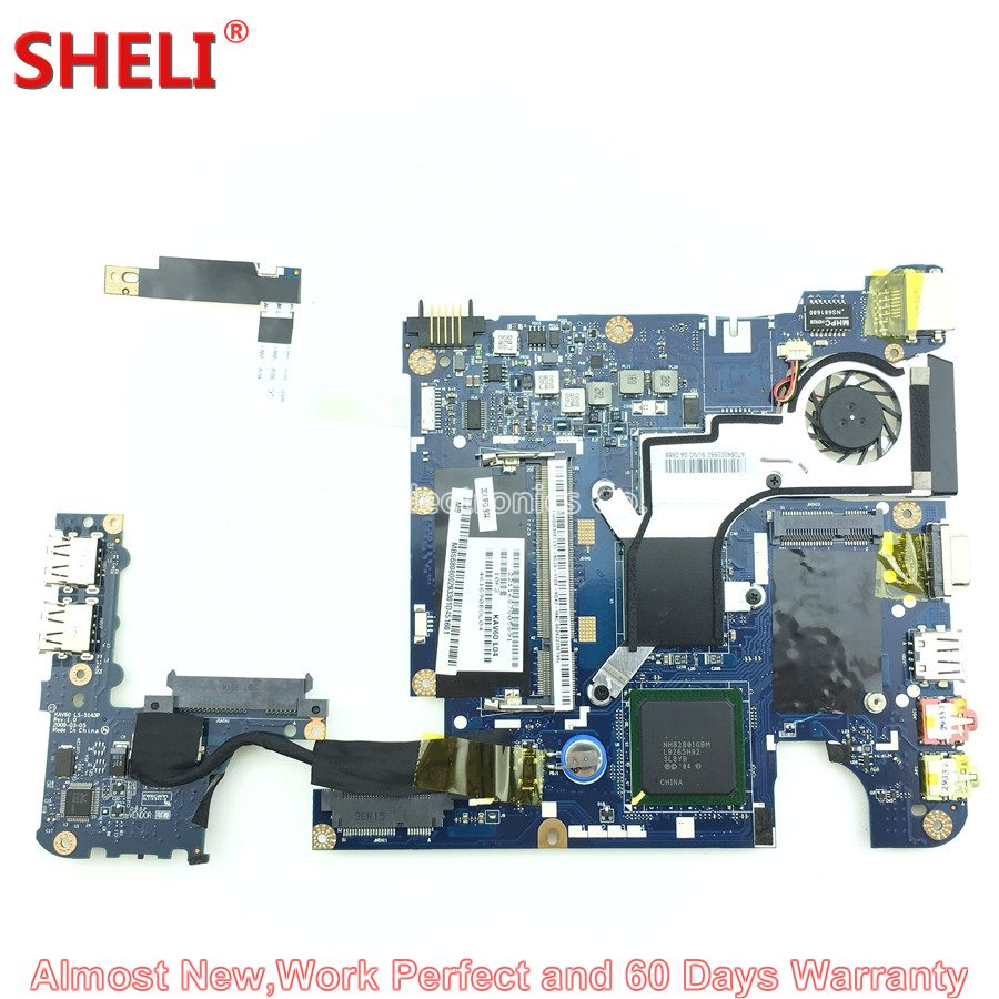 Acer Aspire One D250 Netbook Motherboard MB.S6806.001 MBS6806001