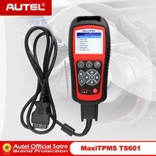 цена на AUTEL MaxiTPMS TS601 Car OBD2 Diagnostic Tool Activate Tire Sensor TPMS Reprogramming Automotive Code Reader Scanner PK TS501