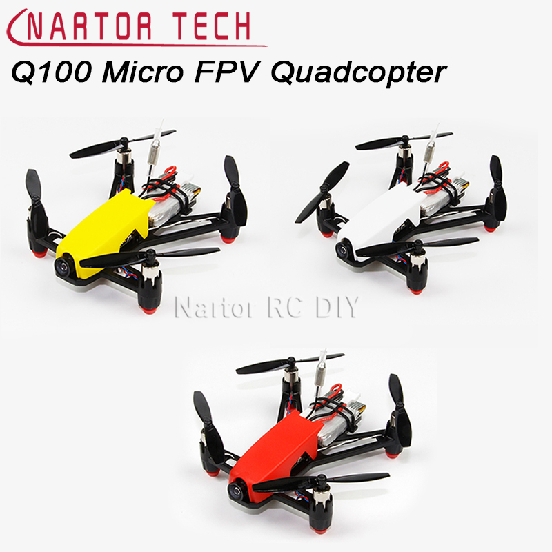 Newest Hot Q100 100mm Micro FPV Racing Quadcopter Base On NZ32 Flight Controller