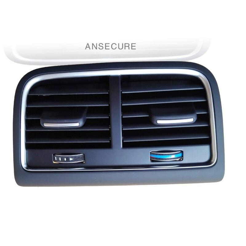 rear air conditioning outlet Centre console vent air vents for audi A4 B8 Q5 8KD819203/8RD819203 автозапчасть audi c5a6 a4 c6a6l b8a4l q5