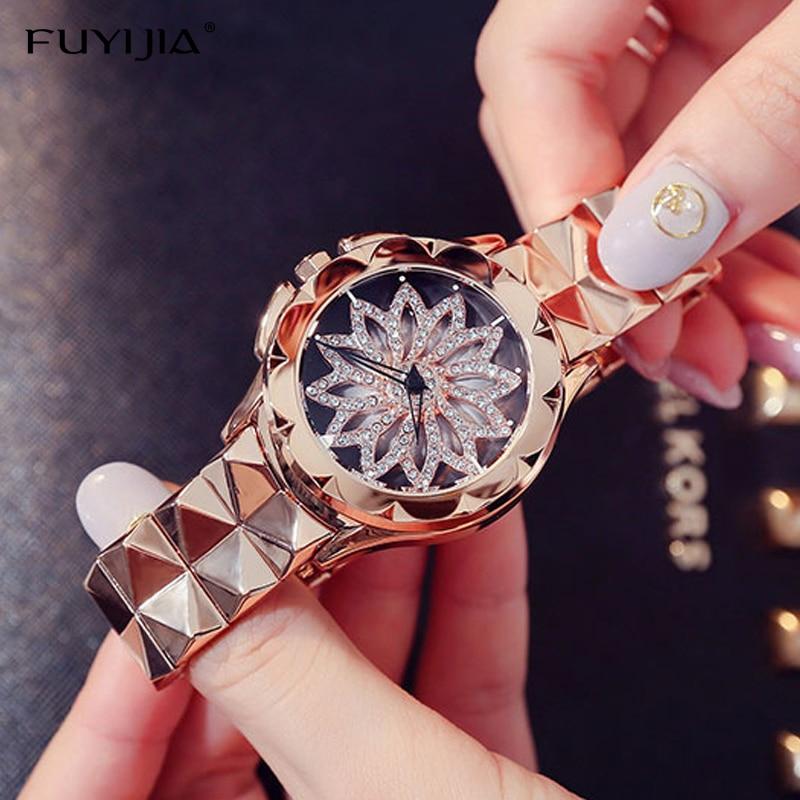 Lady zegarki damskie zegarki kwarcowe panie oglądać kobiet zegar - Zegarki damskie - Zdjęcie 6