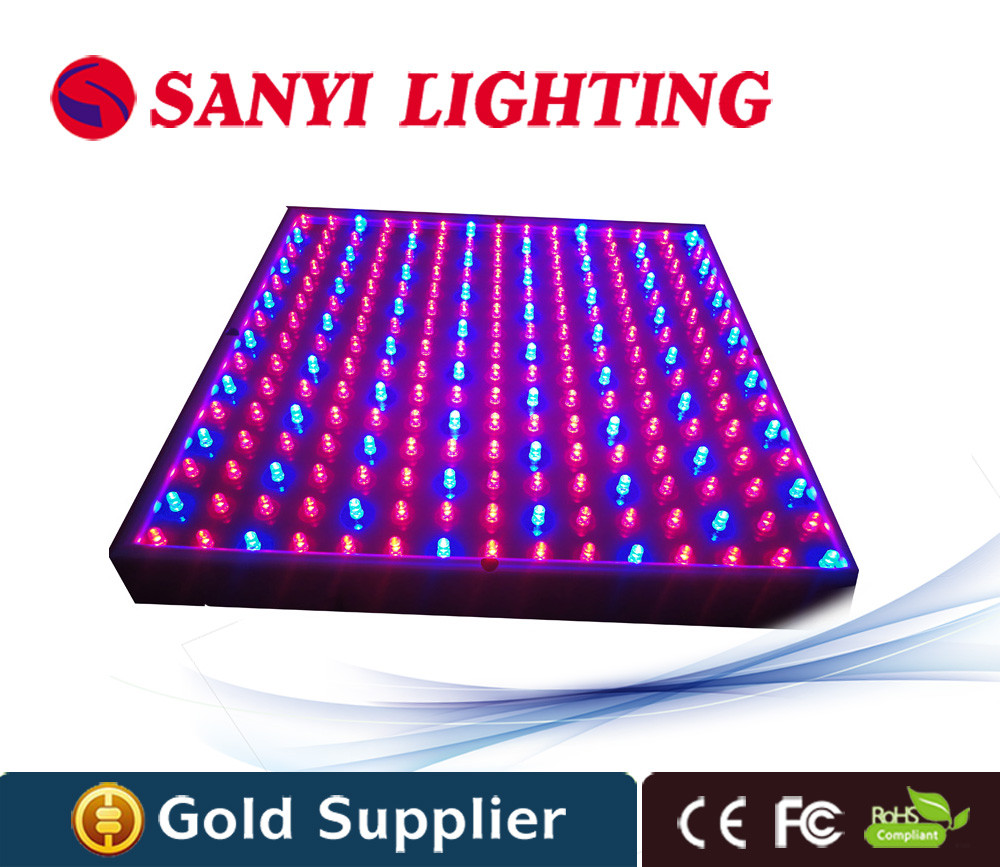 15 Watt Led Grow Light Hydroponics Greenhouse Blue 460nm Red 630nm For Breeding And Flowering