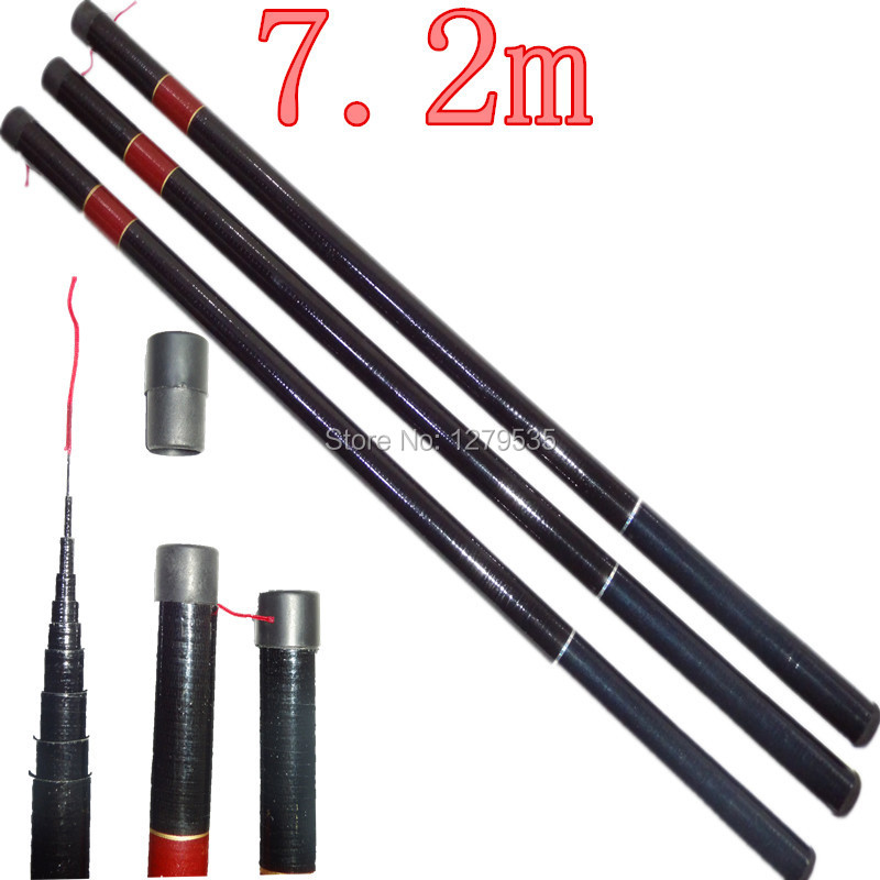 Real frp threaded rod factory direct wholesale for Fishing pole for beginners