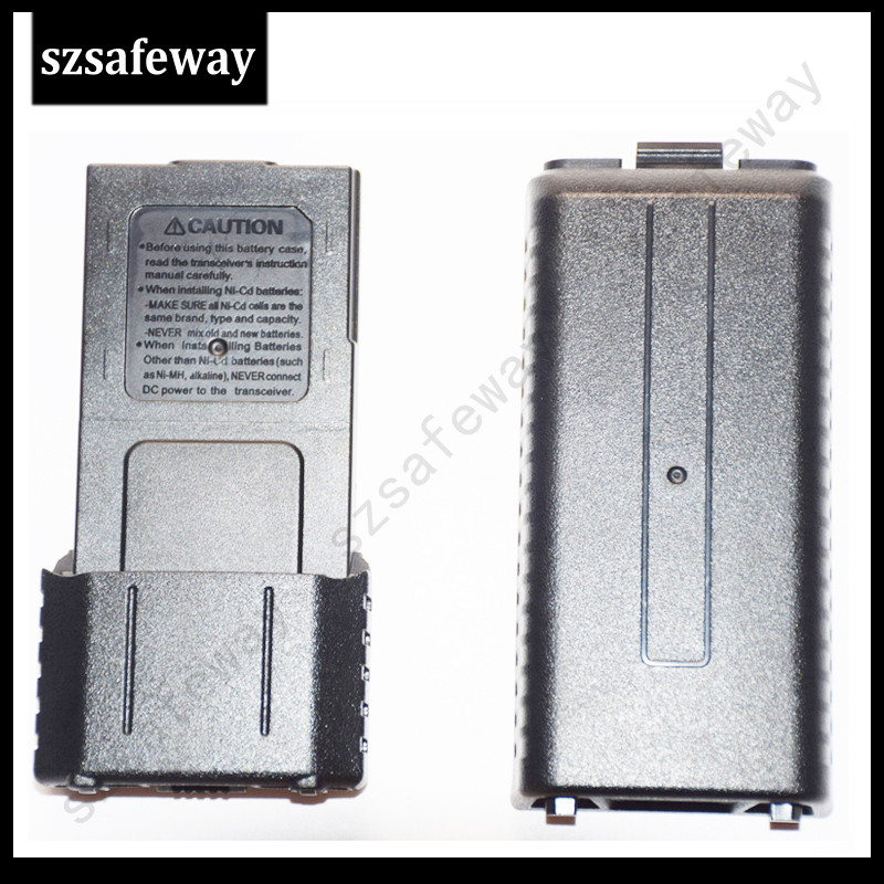 New Arrival Battery Case Shell Pack For Baofeng  6 AA Battery Walkie Talkie UV-5R UV-5RE Plus Two Way Radio