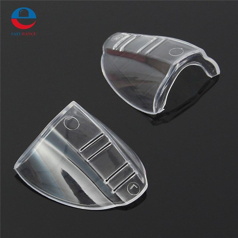 1 Para Schutz Abdeckungen Für Gläser Sideshields Für Kurzsichtige Gläser Sicherheit Klappe Seite Schutzhülle Blatt Anti-sand Splash Moderate Kosten