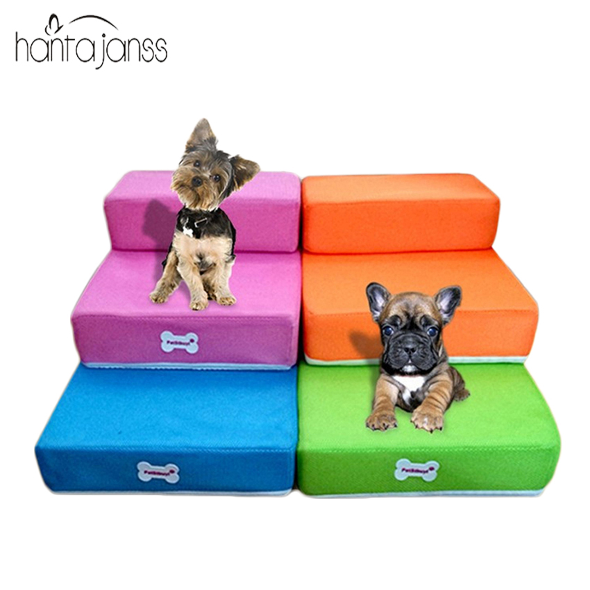 Pet Mesh Stairs Foldable 2 Steps Jump Stairs for Dogs Fold Dogs Cats Cushion Bed Breathable Pet Ramp Stairs Puppy BedPet Mesh Stairs Foldable 2 Steps Jump Stairs for Dogs Fold Dogs Cats Cushion Bed Breathable Pet Ramp Stairs Puppy Bed