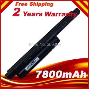 7800mAh 9 Cells battery for sony vaio bps26 VPCEH16EC VPCEL15EC VGP-BPL26 VGP-BPS26 VGP-BPS26A