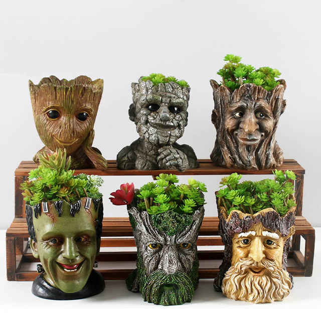 Creative Garden Flower Planter Pots