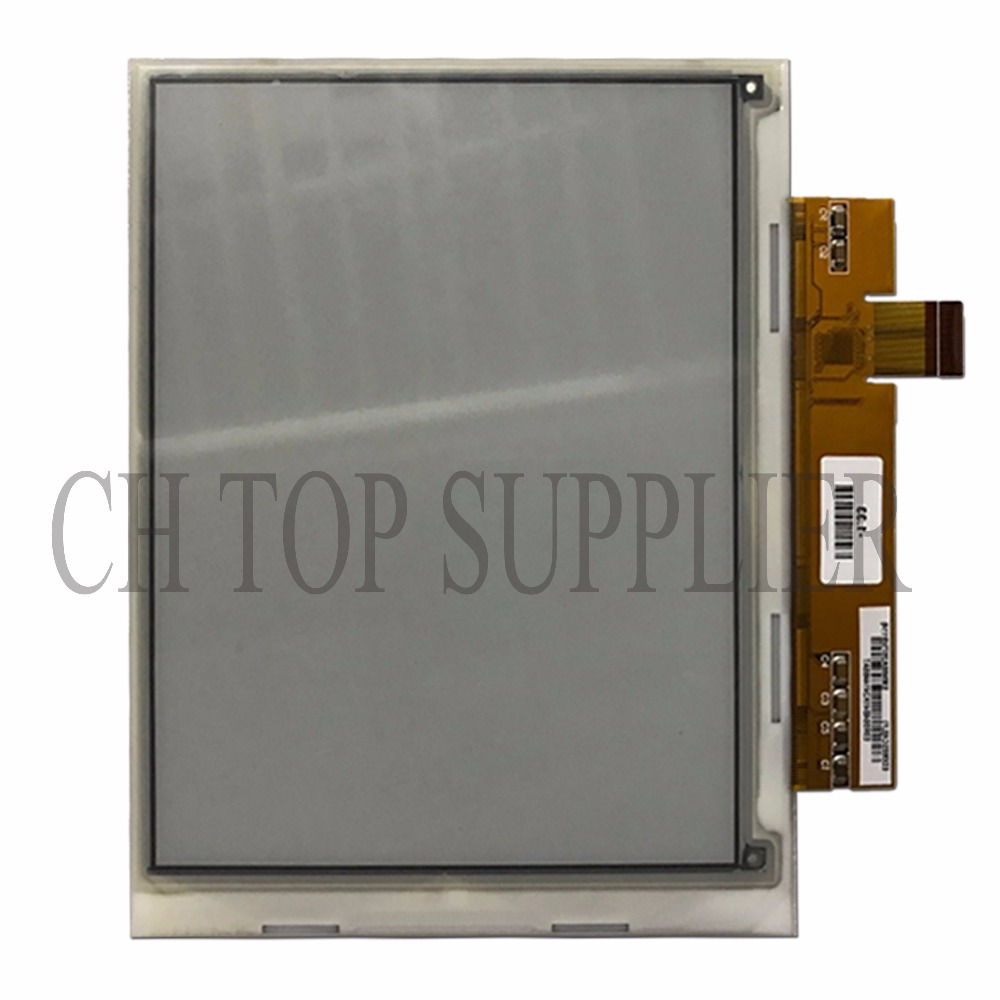 100% Original ED060SC4 ED060SC4(LF) 6 e-ink LCD screen for Pocketbook 301/603/611/612/613 PRS-505 new original 5 inch e ink lcd display screen for pocketbook 360 ed050sc3 lf