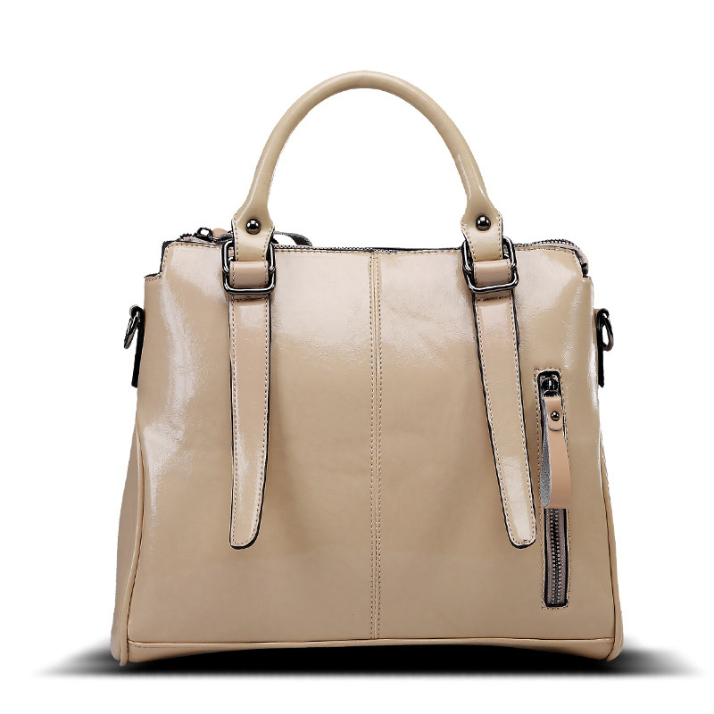 Leather Bags Handbags Women Famous Brands Casual Trunk Tote Spanish Brand Shoulder Bag Las Large Bolsos Mujer In Top Handle From