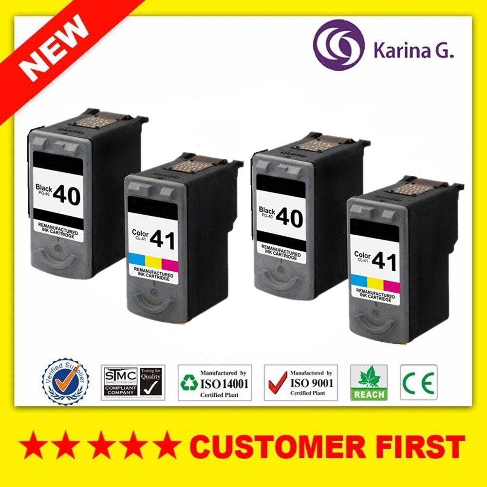 2Készlet a PG-40 CL-41 tintapatronokhoz Canon JX300 ip1800 ip200 - Irodai elektronika